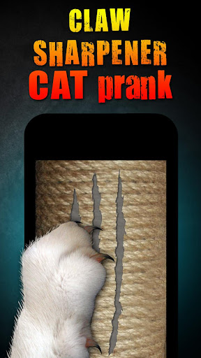 Claw Sharpener Cat Prank