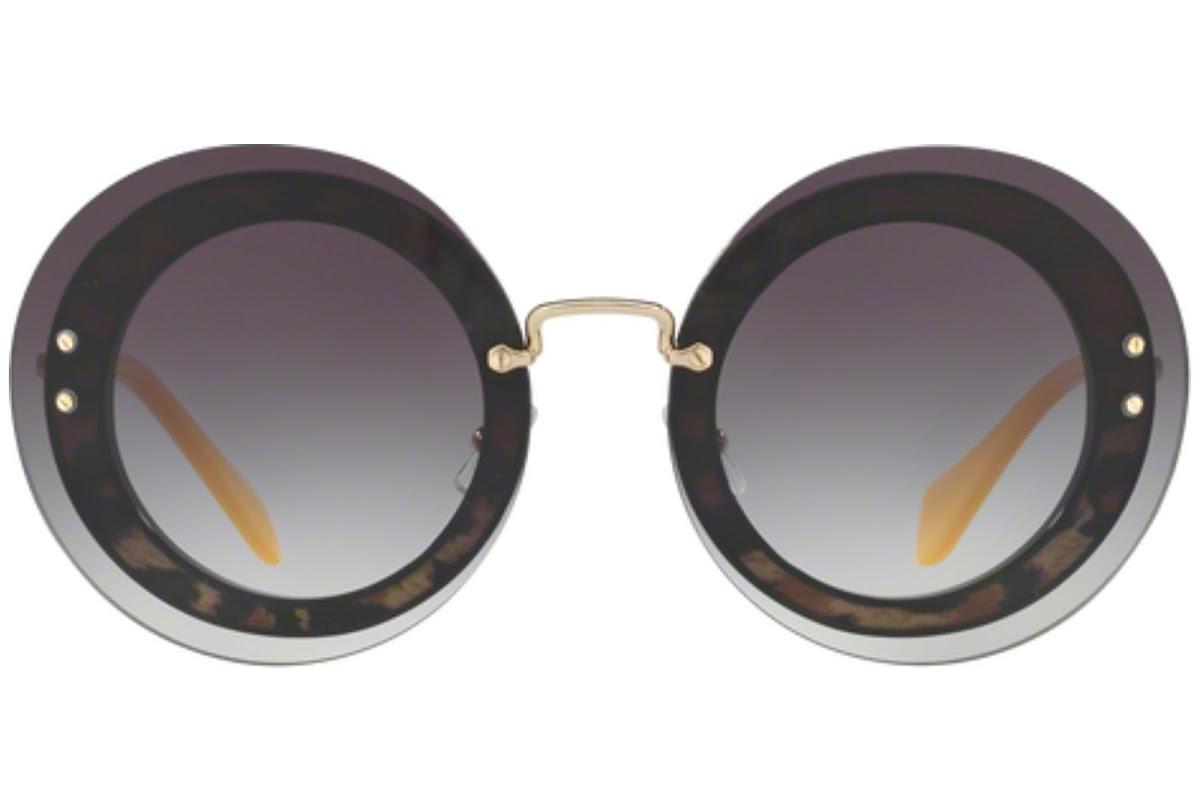 0bc8d5781be3c Buy Miu Miu Core Collection MU 10RS C64 U6E5D1 Sunglasses