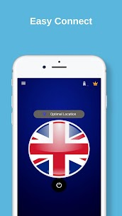 UK VPN – Unlimited Free & Fast Security Proxy App Download For Android 2