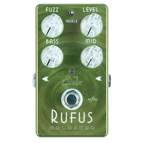 Suhr Rufus Reloaded fuzz/octavia