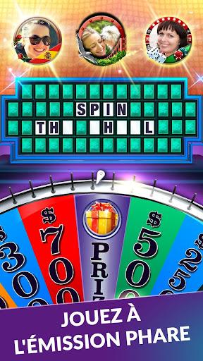 Wheel of Fortune Free Play  captures d'u00e9cran 1