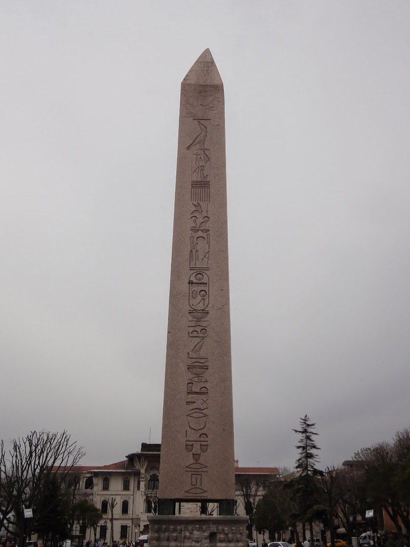 Obélisque de Théodose