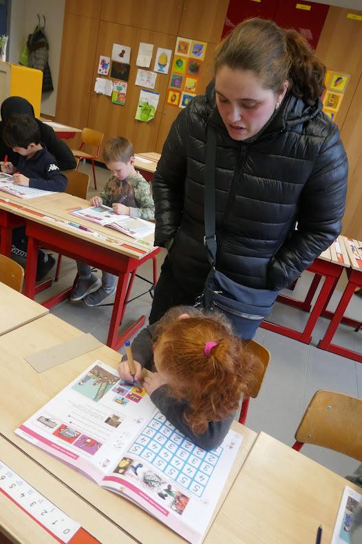 In de klas van mijn kind !