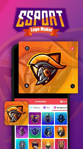 Game Logo Maker: Logo Esport Maker & Gaming Logo 1.0 screenshots 1