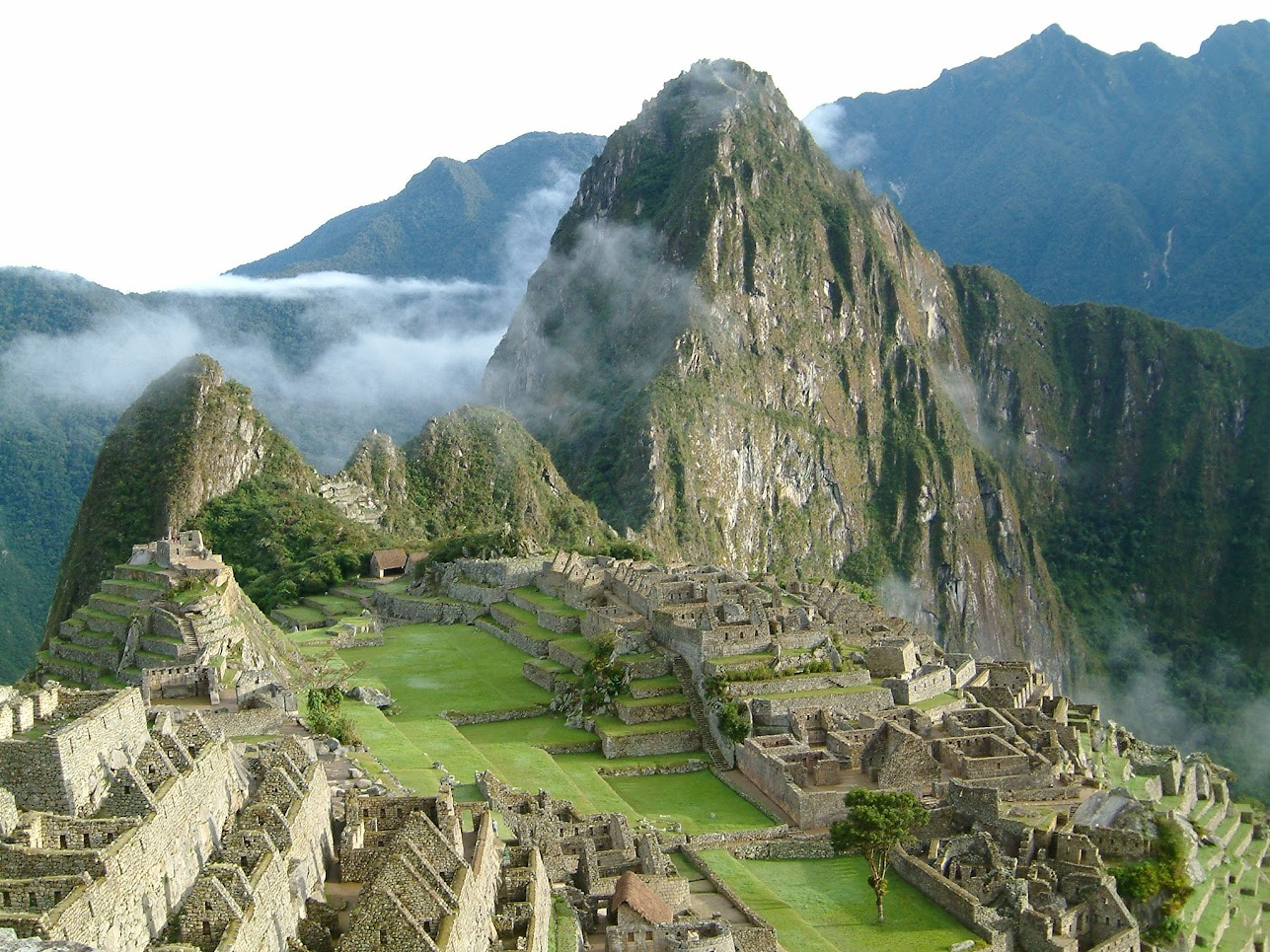 Hantu di Macchu Piccu