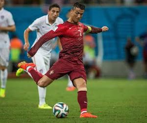 """Cristiano Ronaldo: """" Il faut relever la tête """""""