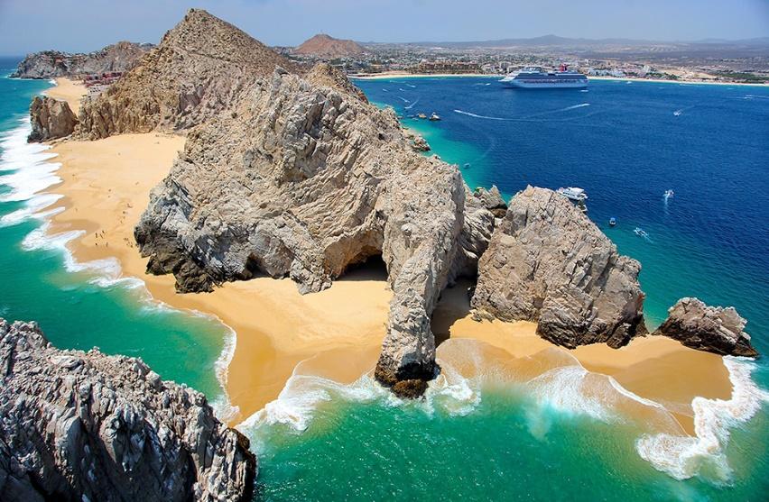 Un pays célèbre pour le tourisme éclatant au continent d'Amérique : Mexico