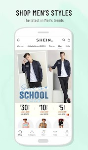 SHEIN-Fashion Shopping Online 5