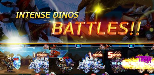Dino War Iron T-Rex VS Mosa 0.1.6 screenshots 3