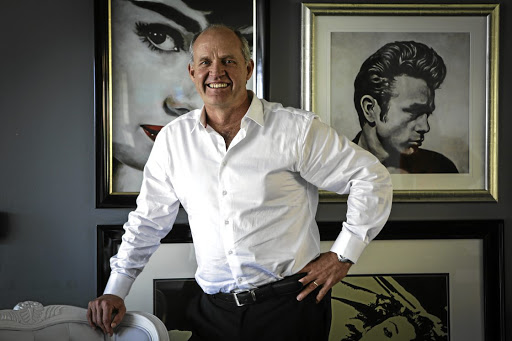 Gerrie Fourie. Picture: SUNDAY TIMES