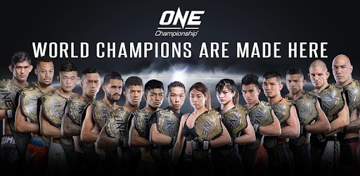 ONE Championship - Apps on Google Play