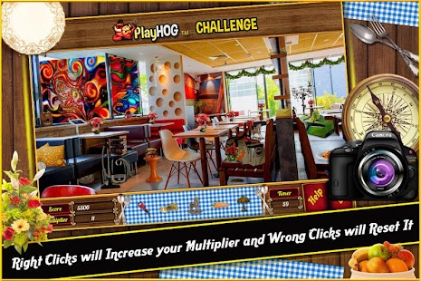 New Hidden Object Games Free New Fancy Restaurants- screenshot thumbnail