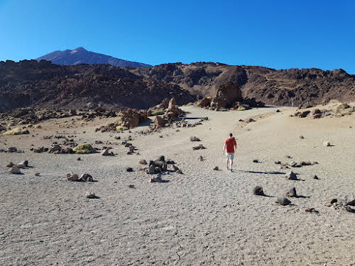 Travel Horror Stories: When Travel Goes Wrong // Montana Blanca near Mount Teide on Tenerife Photo Conversant Traveller
