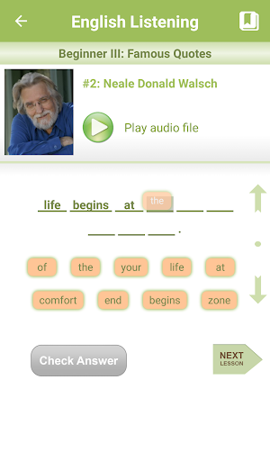 玩免費教育APP|下載英語リスニング app不用錢|硬是要APP