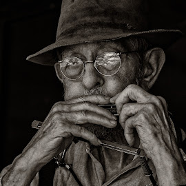 Bluegrass  by Rytaphoto .com - People Portraits of Men ( art, professional, people, photography, portrait,  )