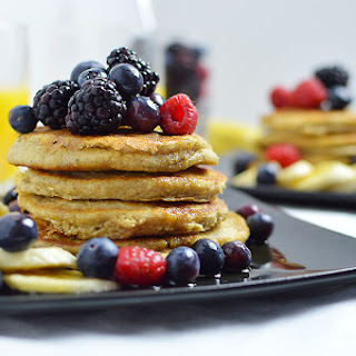 Rolled Oat Pancakes Recipes.
