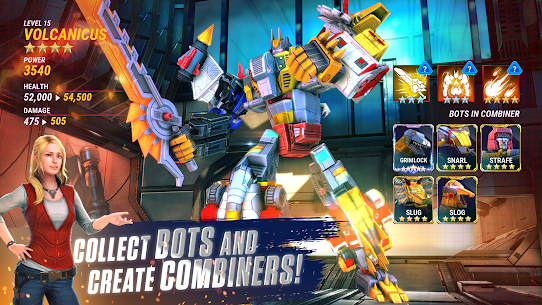 TRANSFORMERS: Earth Wars (MOD, Damage/God Mode) v11.0.0.825 4