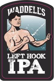 Logo of Waddells Left Hook IPA