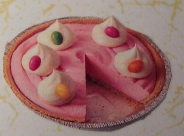 Easter Jello Pie...good & Easy Recipe