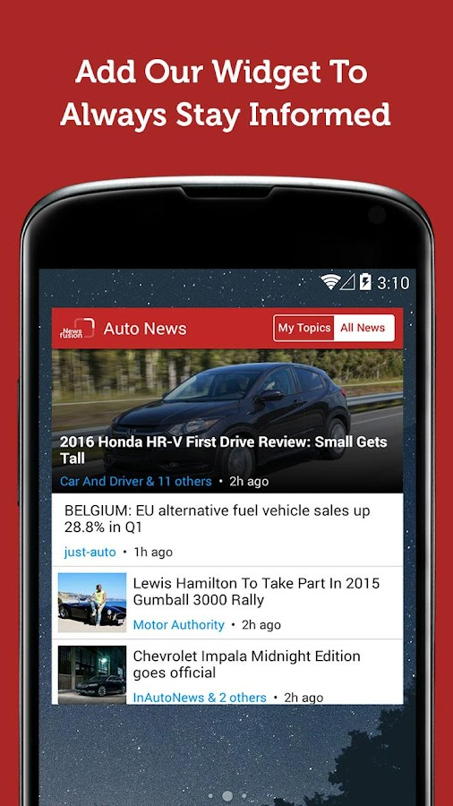 Auto News & Reviews- screenshot