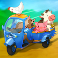 Jolly Days Farm: Time Management Game icon