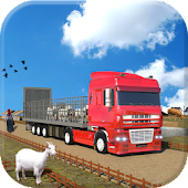 Farm Animal Truck Transport : Offroad