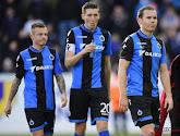 Ruud Vormer et Jordy Clasie manquaient à l'appel mardi à l'entraînement de Bruges