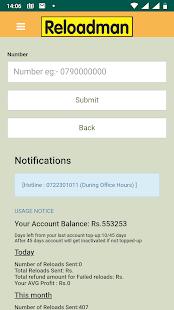 New Reloadman - Online Reload in Sri Lanka - náhled