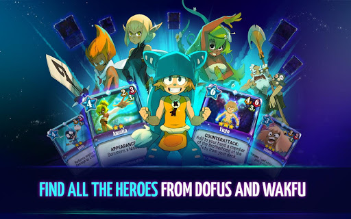 KROSMAGA - The WAKFU Card Game