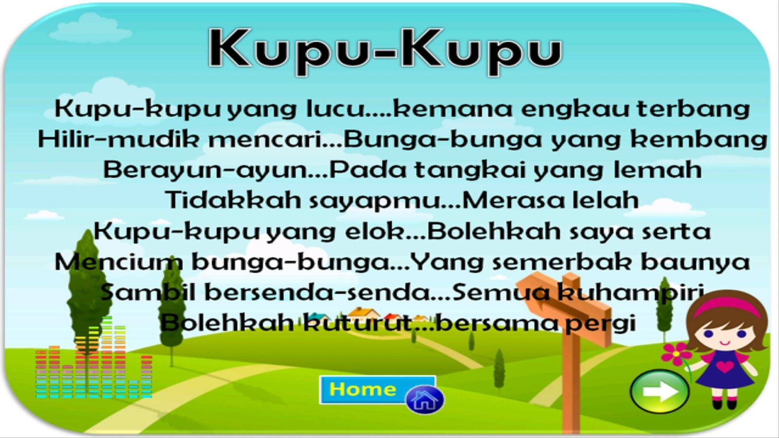 Lagu Anak Anak Indonesia Android Apps On Google Play