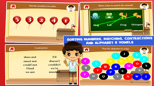 Pinoy Quiz for First Grade android2mod screenshots 3