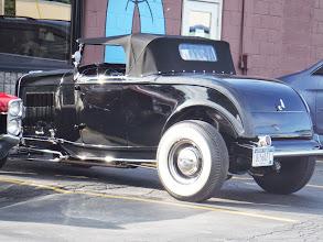 Photo: Day 49 Farmington to Oneida Shores Lake NY August 6 2013 Classic cars