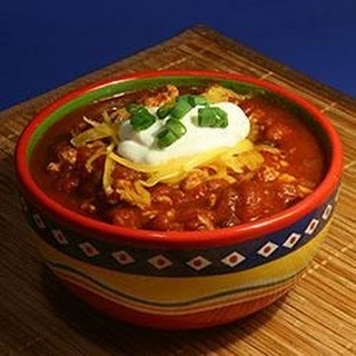 Ground Turkey Chili Low Calorie Recipes