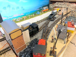 Photo: 014 Richard Standing's 009 The Seaside Layout .