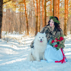 Wedding photographer Kristina Zyabchuk (Zlag). Photo of 24.01.2018