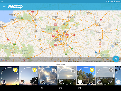 wezzoo - Weather By You- screenshot thumbnail