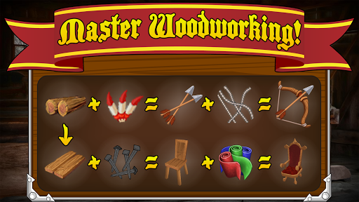 Craftsmith - Idle Crafting Game filehippodl screenshot 1