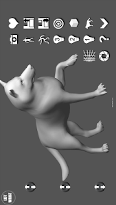Wolf Pose Tool 3D screenshot 3