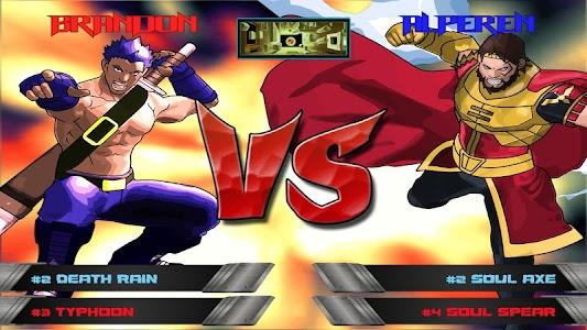 Slashers: Intense 2D Fighting v1.225 (Mod Money/Unlock)