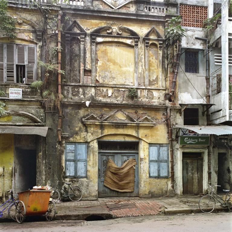 54 Hàng Ga, (Chicken Street), 1994