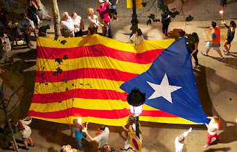 Photo: Viva Catalunya!