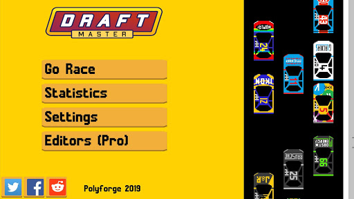 Draftmaster - screenshot