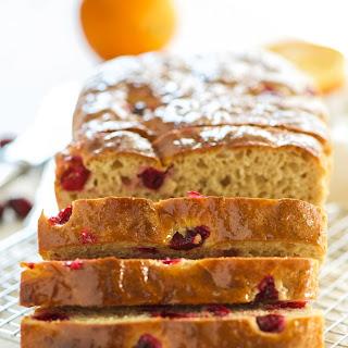 Cranberry Orange Whole Wheat English Muffin Bread