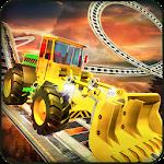 Heavy Excavator: Impossible Tracks 2017 icon