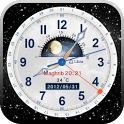 Clockwise Timepiece (+Widget) icon