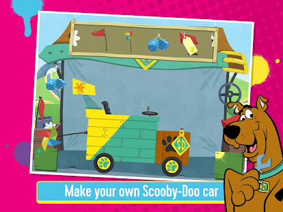Game Boomerang Make and Race - Scooby-Doo Racing Game APK for Windows Phone