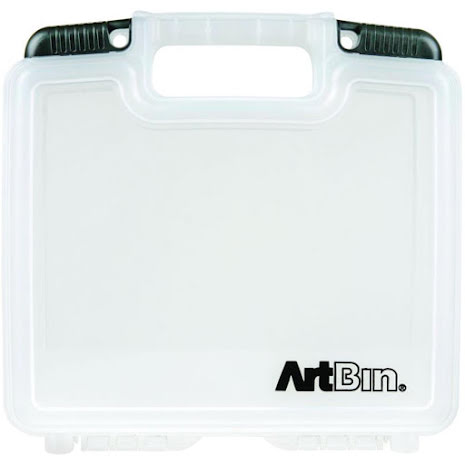 ArtBin Quick View Deep Base Carrying Case - Translucent