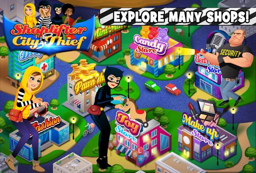 Shoplifter City Thief - Mall & Supermarket Robbery 1.7 screenshots 5