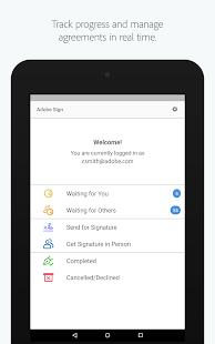 Adobe Sign Screenshot 9