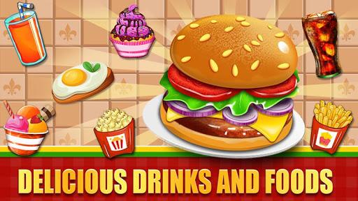 Fast Food: Cooking & Restaurant Game 1.0 screenshots 2